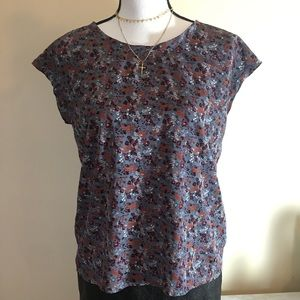 Abercrombie &Fitch Floral top